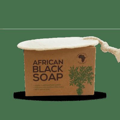 loofah spons en african black soap urban africa naturals
