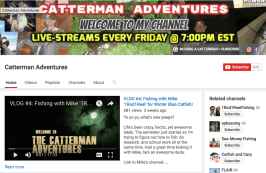 Catterman Adventures Youtube Channel