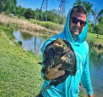 park pond snapper