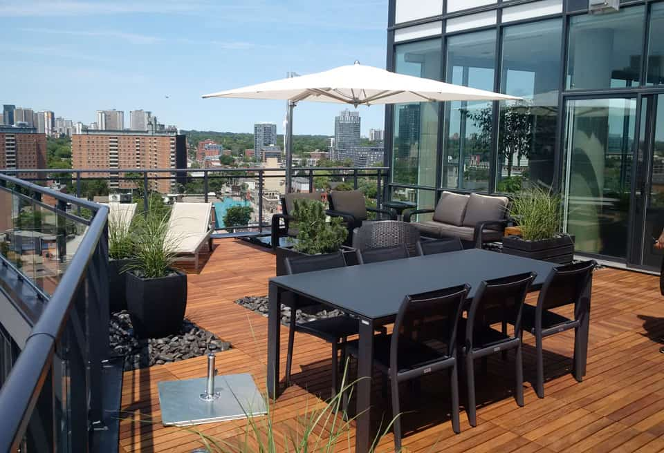 Skyscapes Deck Tiles For Condo Balcony Amp Terrace Canada