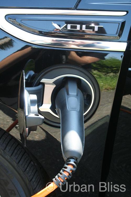 Chevy Volt Klout Perk