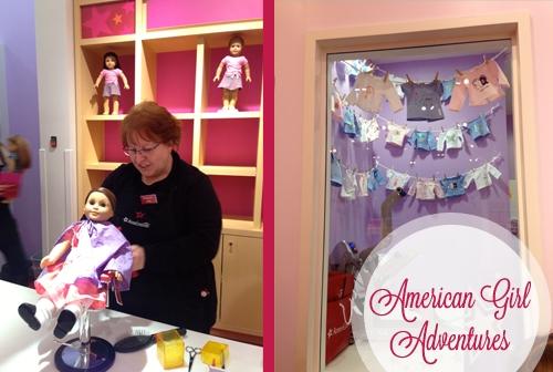 American Girl Store - Seattle4Kids - Urban Bliss Travel Adventure