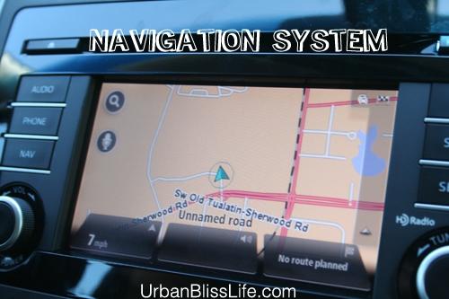 Mazda - navigation
