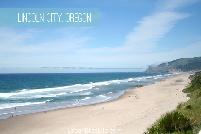 [Travel Bliss] Lincoln City, Oregon