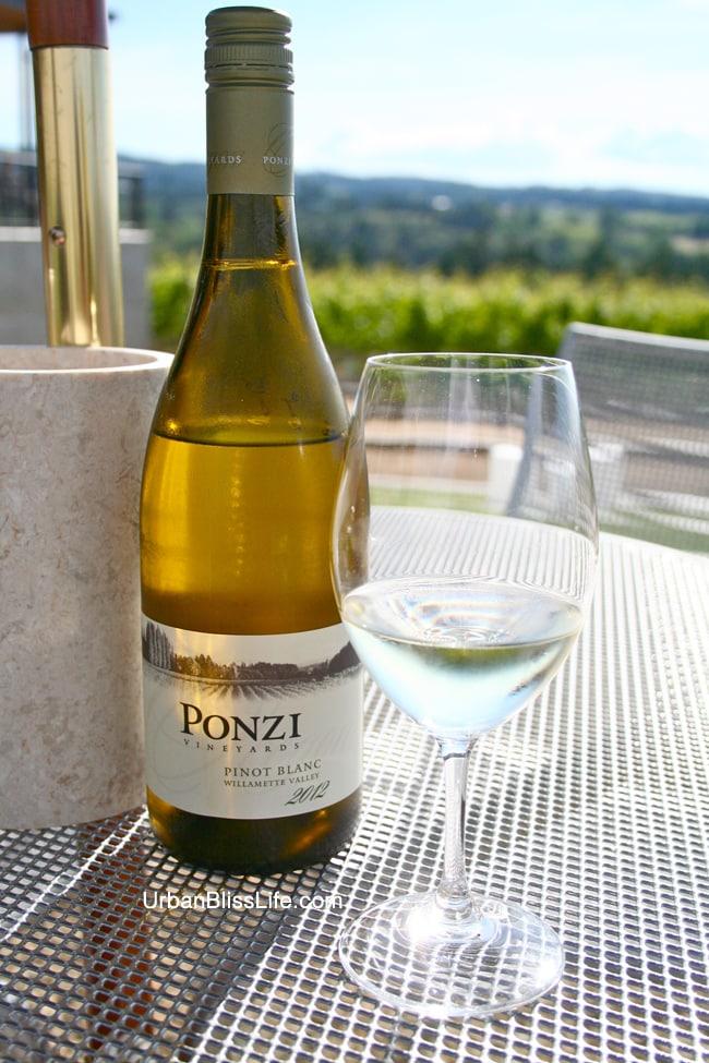 Ponzi Winery & VIneyards, Portland, Oregon New Tasting Room Sherwood, OR
