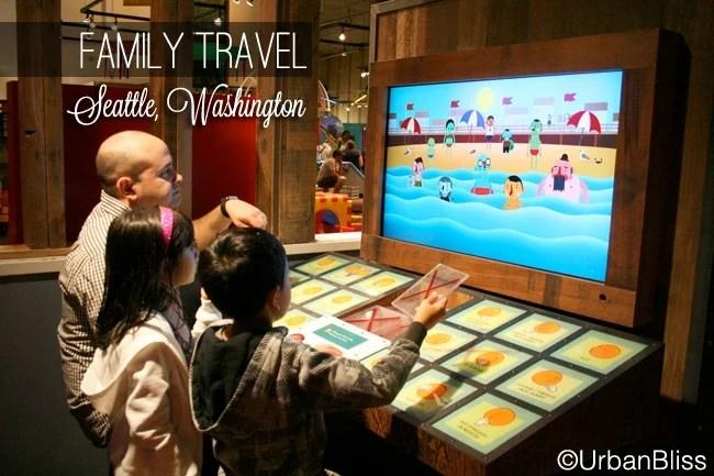 Family Travel Seattle - PSC 02