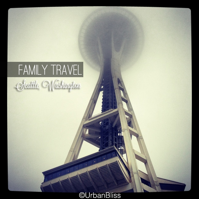 Travel Bliss Family Travel Seattle Washington In One Day Urban Bliss Life