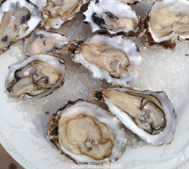 Feast Portland 2013 - Oysters