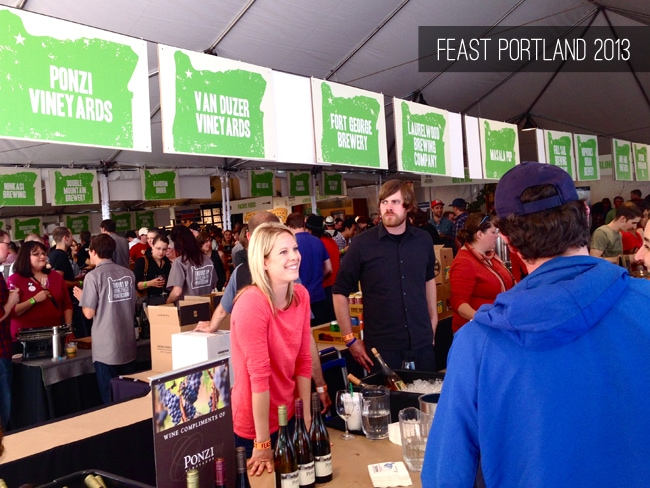[Food Bliss] Feast Portland, Part Two: Grand Tasting, Sandwich Invitational, Best Butcher and Fishmonger Face-Off