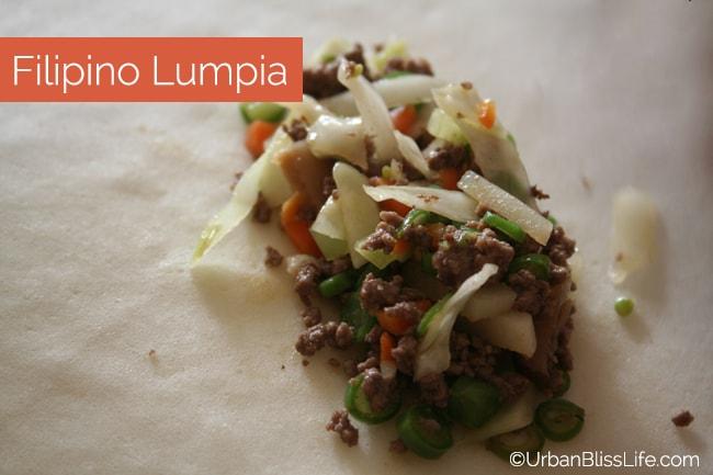 Cooking Class - Filipino Lumpia 05