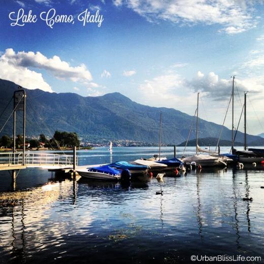 Lake Como, Italy 2013