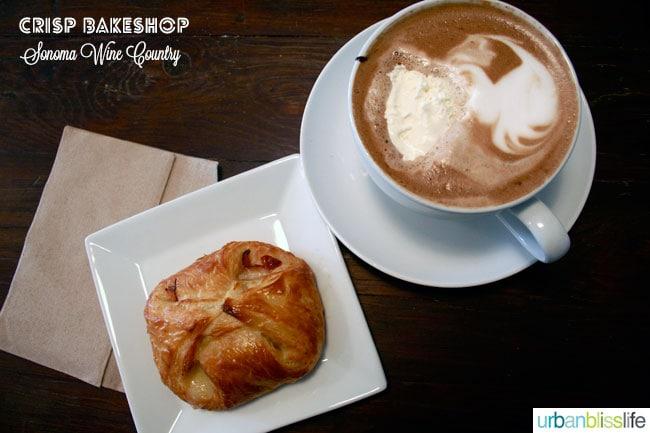 Crisp Bakeshop Sonoma California