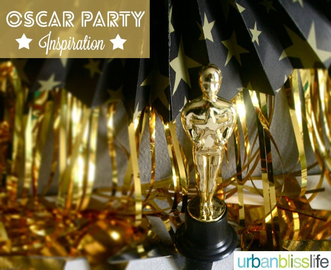 Academy Awards Party Inspiration