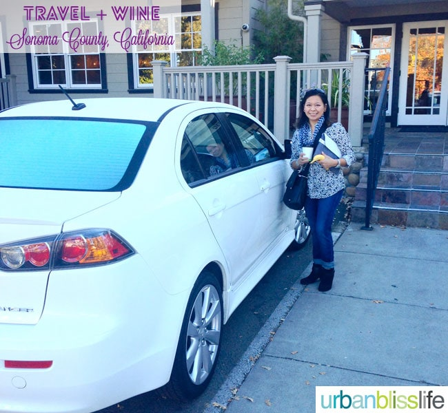 travel to sonoma wine country