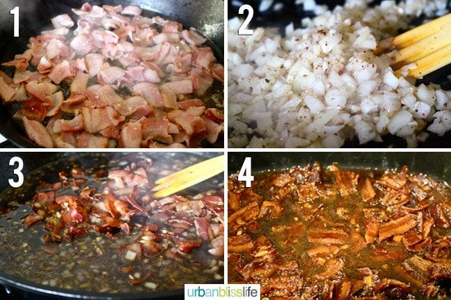 Bacon Jam recipe steps