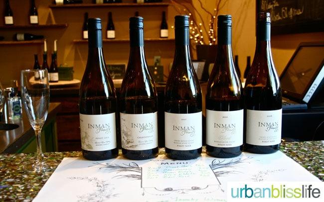 Inman Family Wines, Sonoma, California