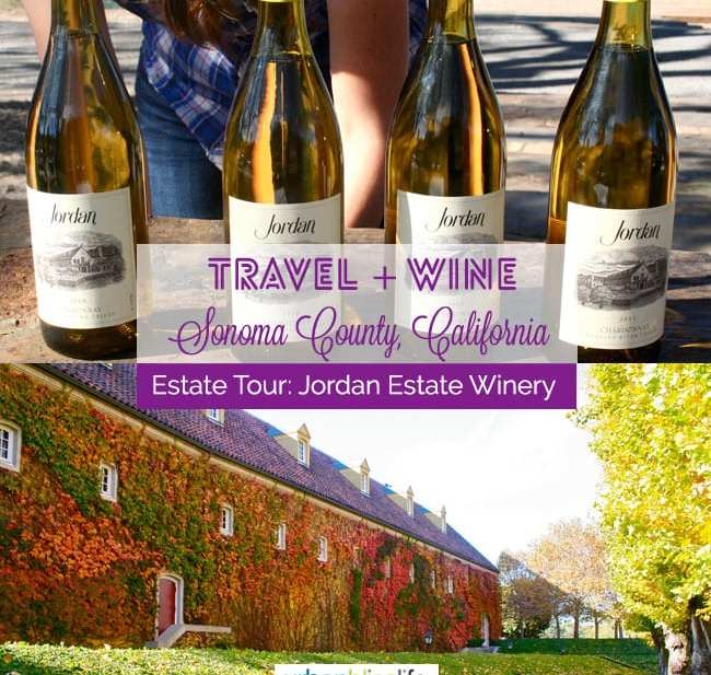 Jordan Estate Winery Healdsburg California