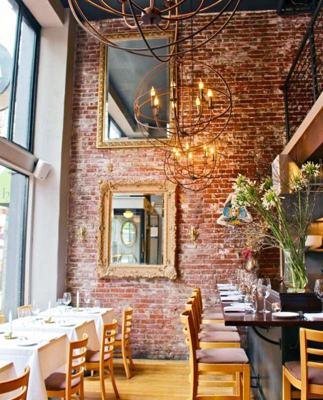 Mucca Osteria restaurant in Portland, Oregon