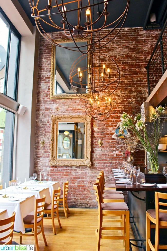 Mucca osteria italian restaurant in portland oregon for Blog interior design italia