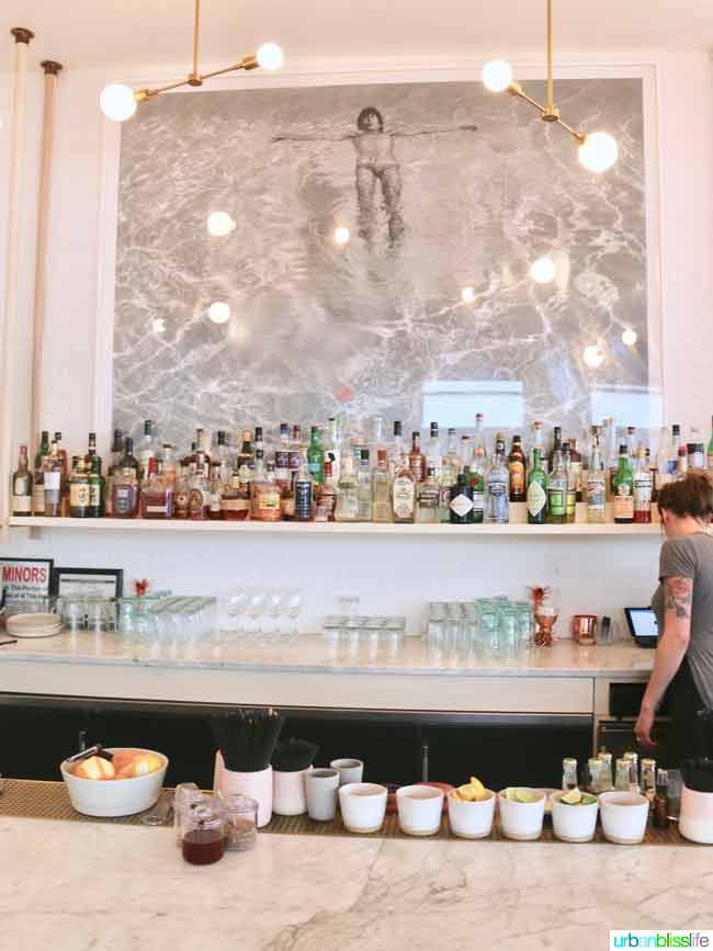 Tusk Middle Eastern Restaurant & Bar in Portland, Oregon. Restaurant review on UrbanBlissLife.com