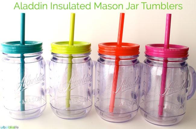 QVC Mason Jar Gifts and Free Printables