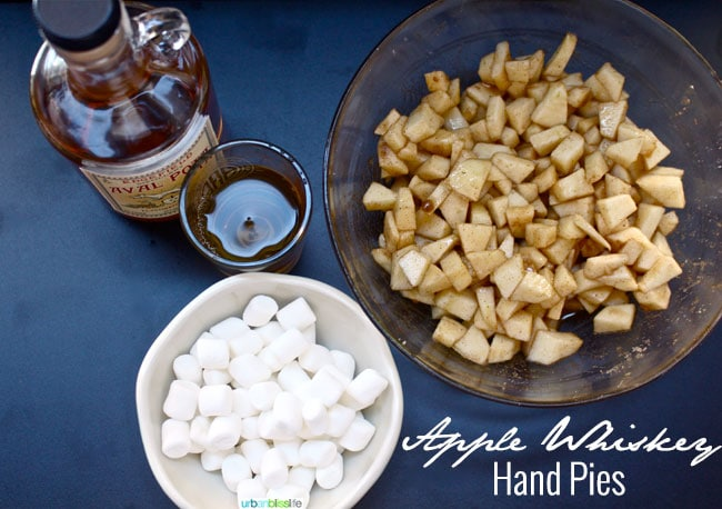 Apple Whiskey Hand Pies