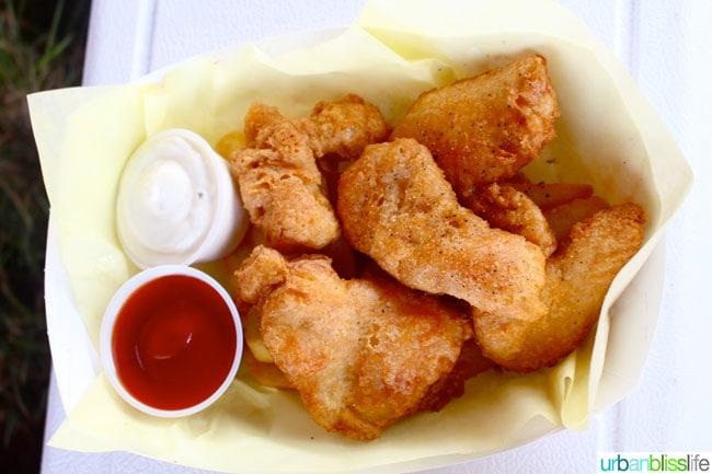 Bowpicker Fish & Chips // Travel bliss: Astoria, Oregon on UrbanBlissLife.com