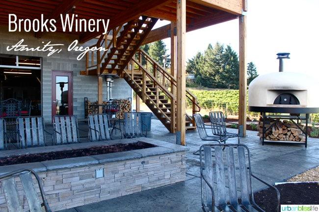 Brooks Winery Oregon Urban Bliss Life