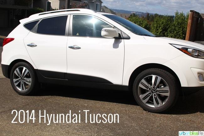 Car Review: 2014 Hyundai Tucscon