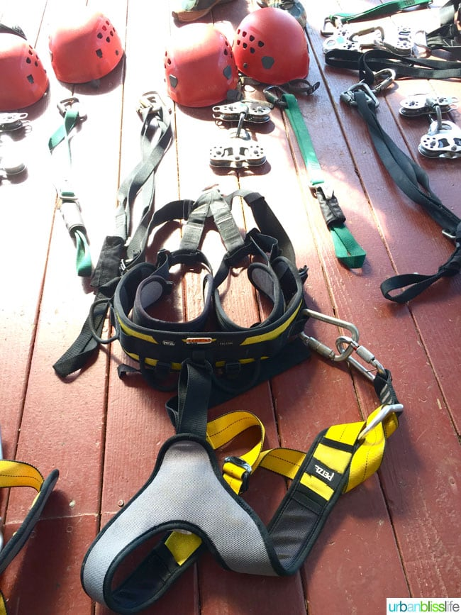 HawaiiZiplineEquipment