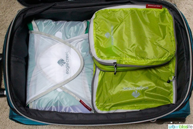 extended stay travel essentials: packit clothing organizers