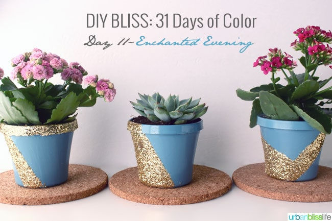 ACE Hardware 31 Days of Color Day 11: Enchanted Evening