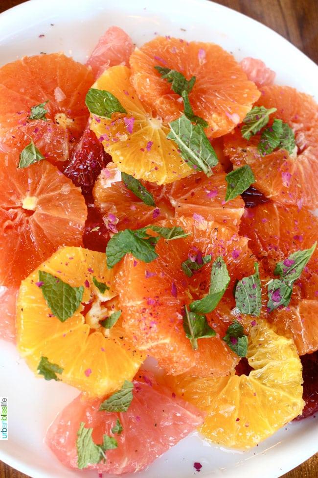 Levant Citrus Salad