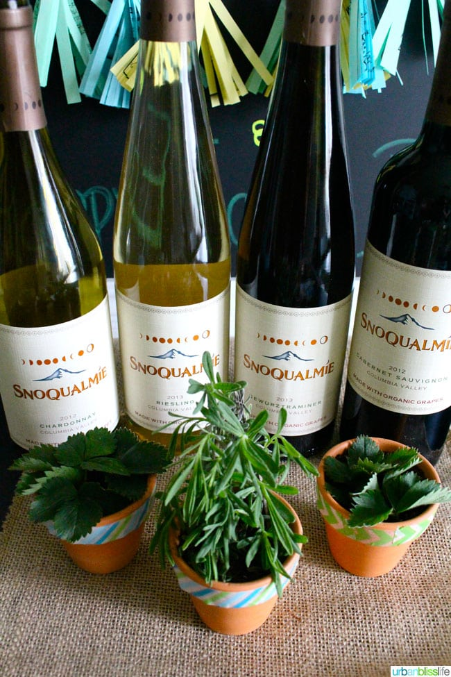 Snoqualmie ECO Wines