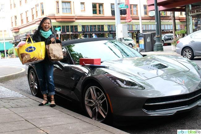 Chevy Shop Social Marlynn Corvette Stingray