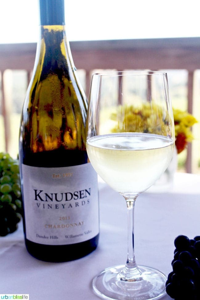 Wine Bliss: Knudsen Vineyards