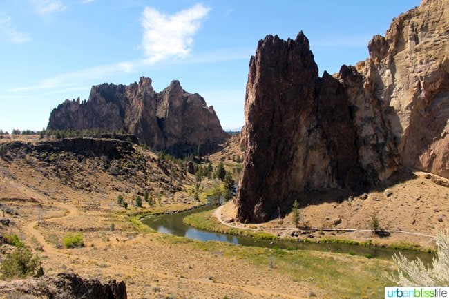 Soul Sunday at Smith Rock with Starbucks Coffee on UrbanBlissLife.com