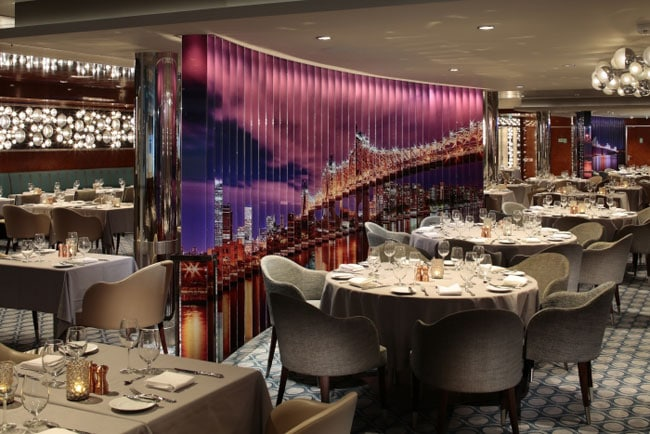 American Icon restaurant onboard Anthem of the Seas / UrbanBlissLife.com
