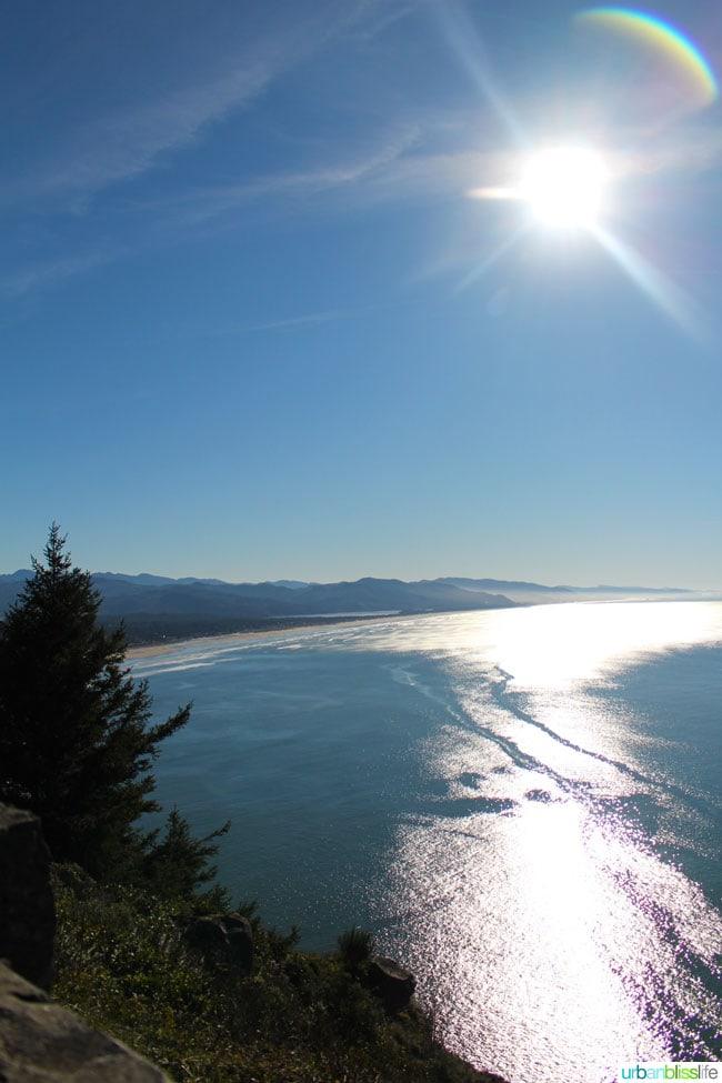 Glamping on the Oregon Coast / Travel Tips on UrbanBlissLife.com