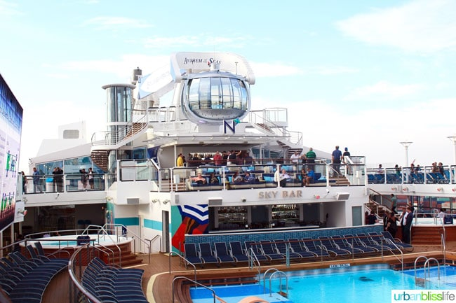 Travel Bliss: Royal Caribbean Anthem of the Seas Overview on UrbanBlissLife.com
