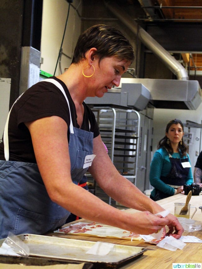 Grand Central Bakery Owner Piper Davis