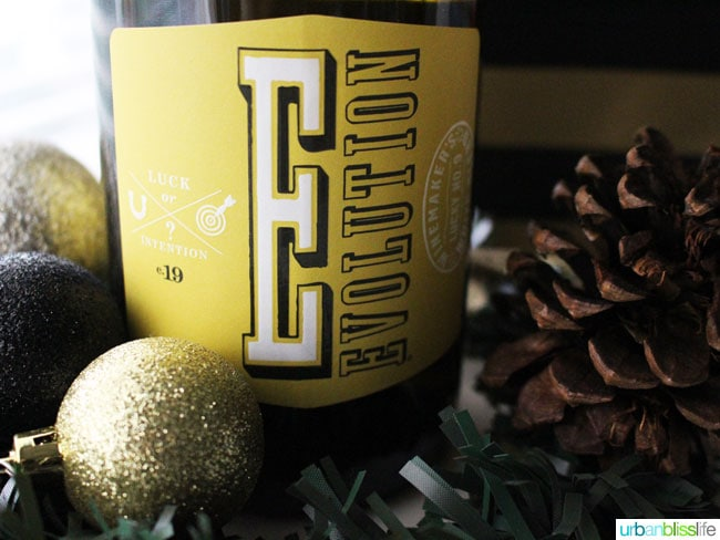 2015 Top 20 Holiday Wines: Evolution White, on UrbanBlissLife.com
