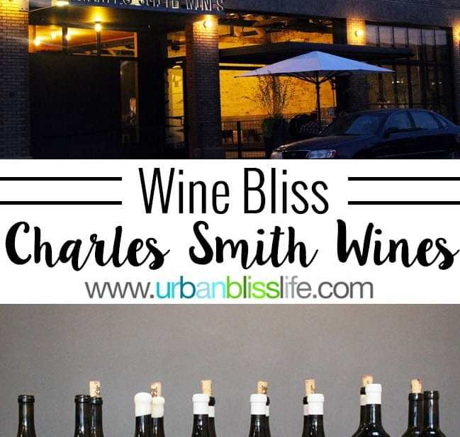 Charles Smith Wines on UrbanBlissLife.com
