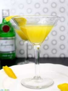 Bronx Cocktail recipe on UrbanBlissLife.com