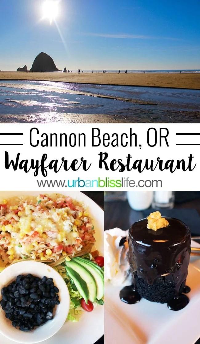 Wayfarer Restaurant review on UrbanBlissLife.com