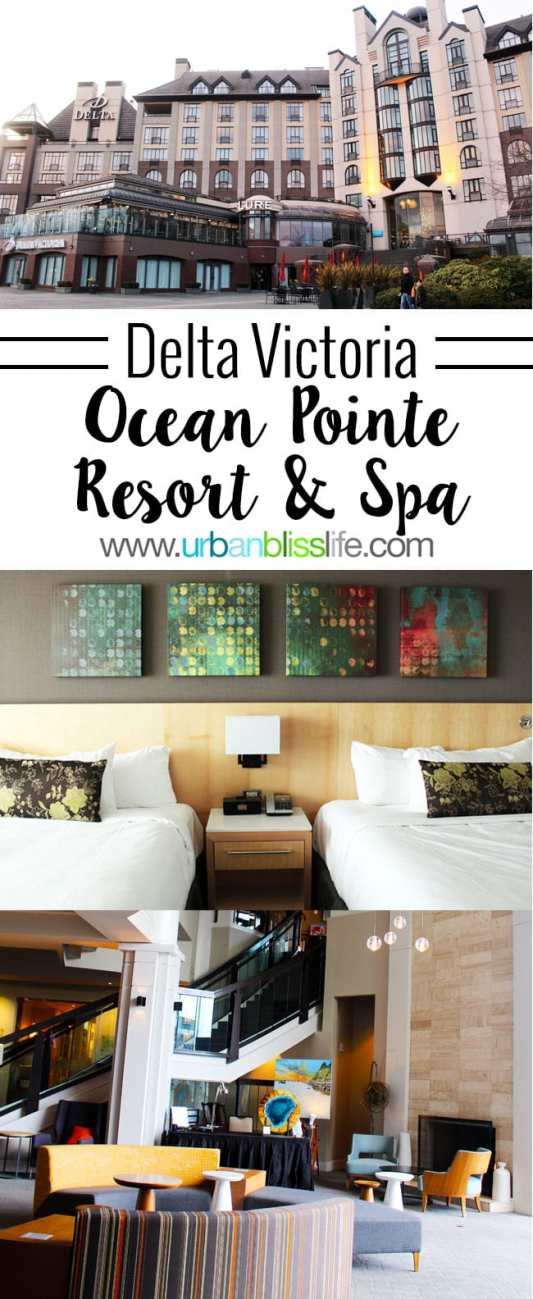 Travel Bliss: Delta Victoria Ocean Pointe Resort & Spa