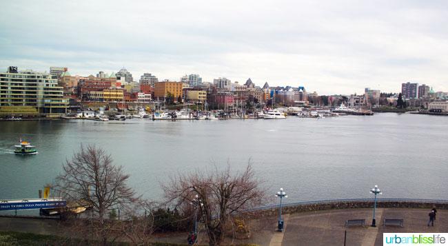 Travel to Victoria BC: Delta Victoria Ocean Pointe Resort on UrbanBlissLife.com