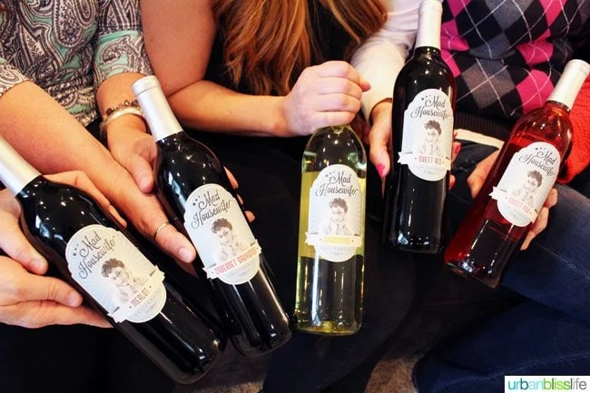 Mad Housewife Wines on UrbanBlissLife.com