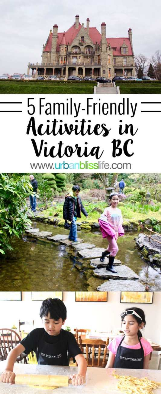 Travel Bliss: 5 Family-Friendly Activities in Victoria BC, Canada