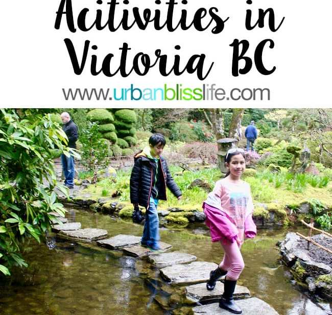 Family-friendly Things to Do in Victoria BC Canada on UrbanBlissLife.com